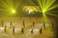 「フィギュアスケート金沢 Fantasy on Ice 2011」の様子。