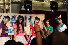 写真は6月25日に東京ジョイポリスで行われたイベント「ソニック・ザ・しおりん」の様子。