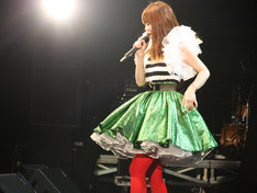 「JAPAN EXPO」でのMEG。