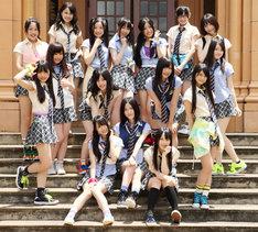 SKE48「パレオはエメラルド」選抜メンバー