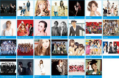 「a-nation 10th Anniversary for Life Charge & Go! ウイダーin ゼリー」出演アーティスト一覧