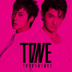 """アルバムタイトルの「TONE」は""""色調""""・""""音色""""を意味するもので「聴く人によってイメージやカラーも変化できるように」というコンセプトに基づいて名付けられた(写真はアルバム「TONE」CD+DVD盤マゼンタジャケット)。"""