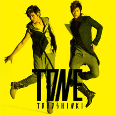 写真はアルバム「TONE」CD盤イエロージャケット。