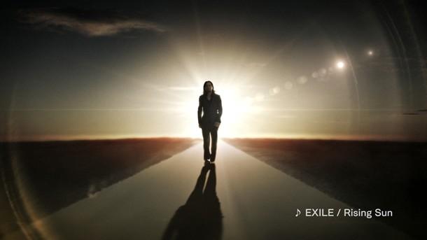 """テレビCM""""EXILE Rising Sun Project""""「ロートジー Rising Sun ロートZ!篇」の1シーン。"""