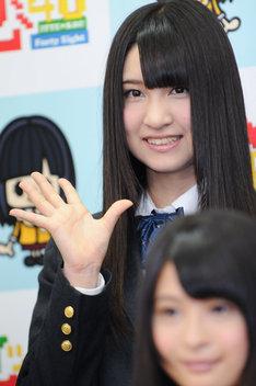 今出舞(写真は昨年10月9日のイベント「『イッテ恋48 Vol.1』DVD発売記念イベント『イッテ恋48アワード』」より)