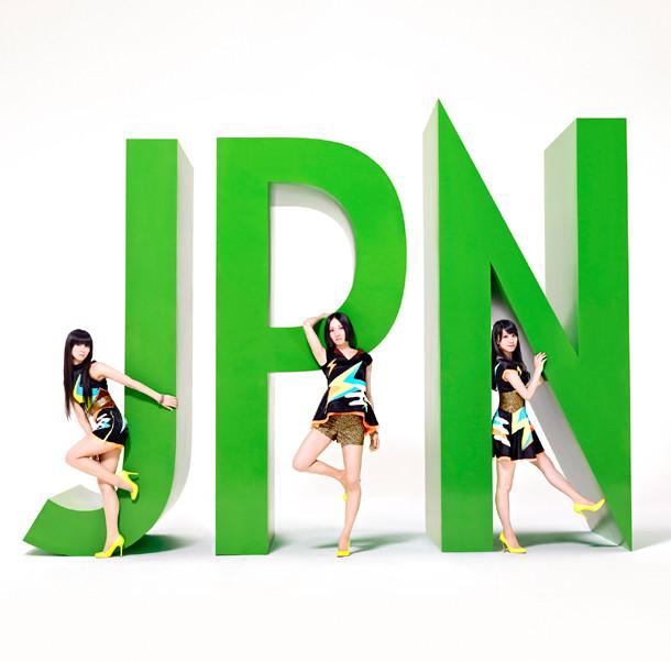 アルバム「JPN」通常盤ジャケット