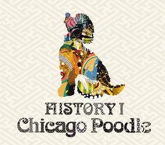 Chicago Poodleベストアルバム「HISTORY I」初回限定盤ジャケット