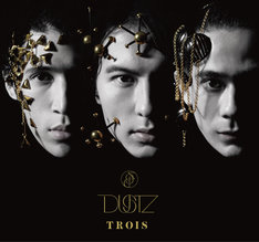 「TROIS」初回限定盤ジャケット