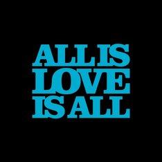 ミックスCD「ALL IS LOVE IS ALL」ジャケット