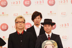 「第62回NHK紅白歌合戦」に初出場が決まった猪苗代湖ズ。