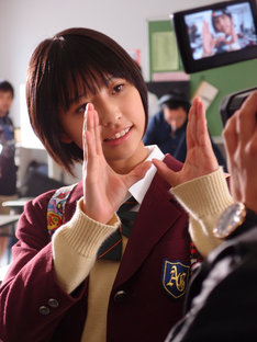 「ももドラ」episode.1「神様だって、」の主演を務める玉井詩織。