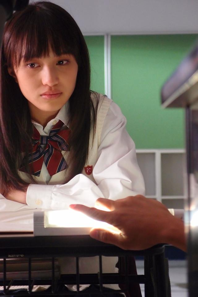 「ももドラ」episode.5「お願い!DJ」の主演を務める百田夏菜子。