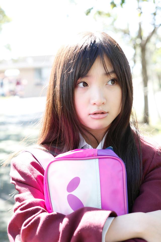 「ももドラ」episode.3「コトダマ」の主演を務める有安杏果。