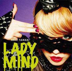 写真はシングル「LADY MIND」初回限定盤ジャケット。