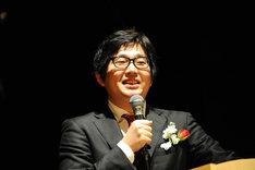 紅白歌合戦オタクのみならず、デパートオタク、エレベーターオタク、黒柳徹子オタクとしての一面も発揮し、会場の爆笑をさらった寺坂直毅。
