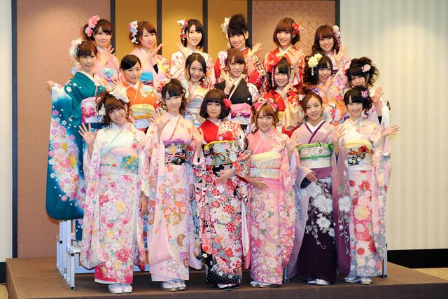 AKB48&SKE48新成人メンバー