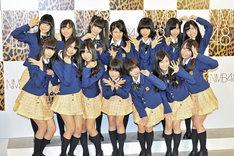 NMB48チームM