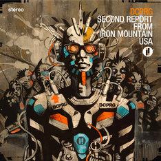 アルバム「SECOND REPORT FROM IRON MOUNTAIN USA」ジャケット