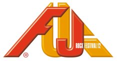 「FUJI ROCK FESTIVAL '12」ロゴ
