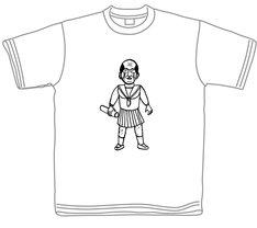 """バカリズム画伯による""""この支配からの卒業""""Tシャツデザインサンプル。"""