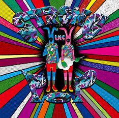 アルバム「STRONG POP」ジャケット