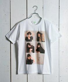 ももクロ×BEAMS Tコラボ第3弾の箱推しTシャツ(写真)も併せて再発される。