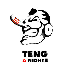 「天狗 A NIGHT!!」ロゴ