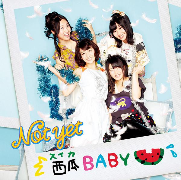 シングル「西瓜BABY」Type-Bジャケット