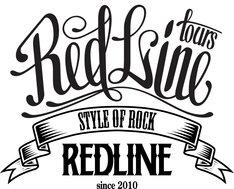 「REDLINE TOUR」ロゴ