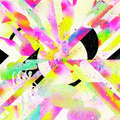 アルバム「UTOPIA」(写真)のアートワークはCHIAKIZZ CLUBの手によるもの。