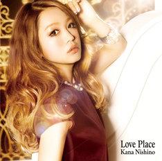 最優秀アルバム賞を授賞した西野カナ「Love Place」ジャケット。