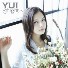 YUI「fight」初回限定盤ジャケット