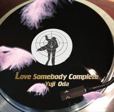 アルバム「Love Somebody 完全盤」ジャケット
