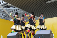 写真は本日の名古屋近鉄パッセ公演より。