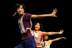 写真は乃木坂46「16人のプリンシパル」の9月9日第2公演より、第1幕の様子。