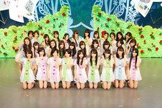 乃木坂46「16人のプリンシパル」の全出演メンバー31名。