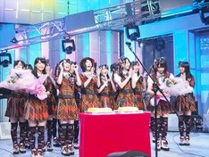 オープニング収録時には、秦佐和子と小木曽汐莉の誕生祝いが行われた。