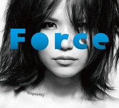 Superfly「Force」ジャケット