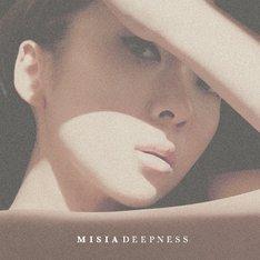 MISIA「DEEPNESS」ジャケット