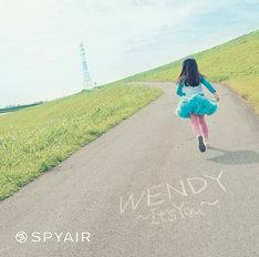 SPYAIR「WENDY ~It's You~」ジャケット