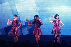 Perfumeが10月26日に行った台湾公演の模様。
