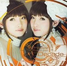 fripSide「Decade」通常盤ジャケット
