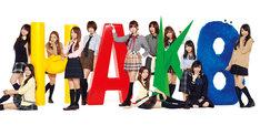 「第54回 輝く!日本レコード大賞」大賞2連覇を果たしたAKB48。