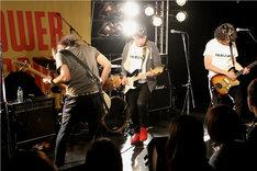 The Beatmossタワレコ渋谷地下で...