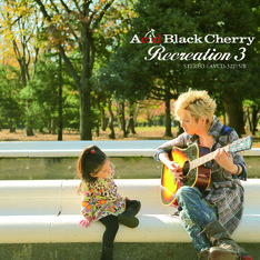 Acid Black Cherry「Recreation 3」CD+DVD版のジャケット。