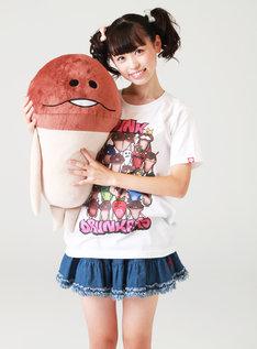 福原遥はNHK Eテレで放送中の「クッキンアイドル アイ!マイ!まいん!」で柊まいん役を務める中学2年生。雑誌「ピチレモン」のレギュラーモデルとしても活躍中。
