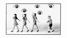 Perfume「未来のミュージアム」ビデオクリップのワンシーン。