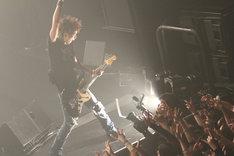 INORAN(2月23日のShibuya O-EAST公演より)