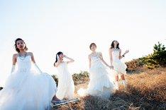 赤い公園は本日5月1日、復帰第1弾シングル「今更」を配信限定でリリースした。