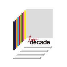 tofubeats「lost decade」ジャケット